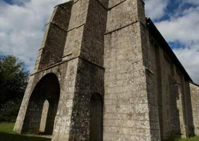 L'église de Sarroux © Chris Bogaerts