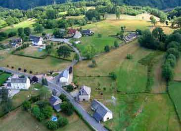 Les gîtes communaux de Roche le Peyroux