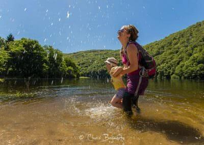 dordogne en été © Chris Bogaerts