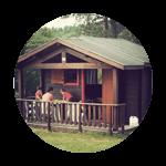 photo hébergement camping du lac marcillac