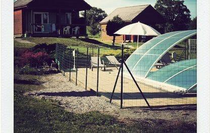 Les maisons de Coline – LE MOULIN DE CLEMENSAC (chalets)