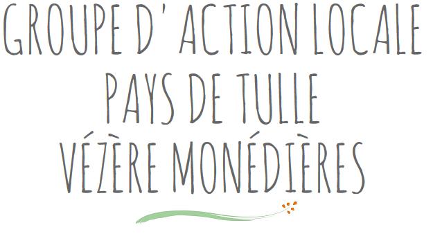 logo GAL Tulle Vézère Monnédières