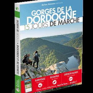 Topo-guide 2019 La Dordogne de Villages en Barrages LDDVEB