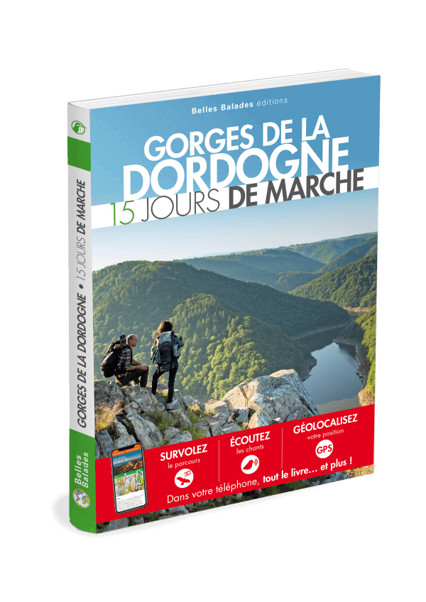 Topo-guide 2019 La Dordogne de Villages en Barrages LDDVEB